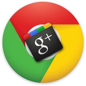 Chrome and Google+