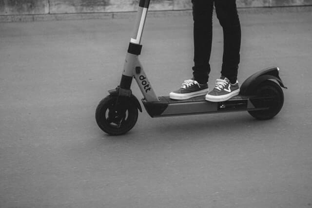 Can electric scooters go uphill