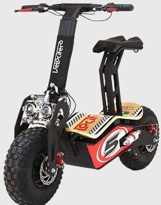 MotoTec Mad 1600w 48v Electric Scooter review