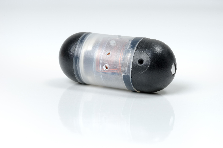 Philips iPill is 11 x 26 mm