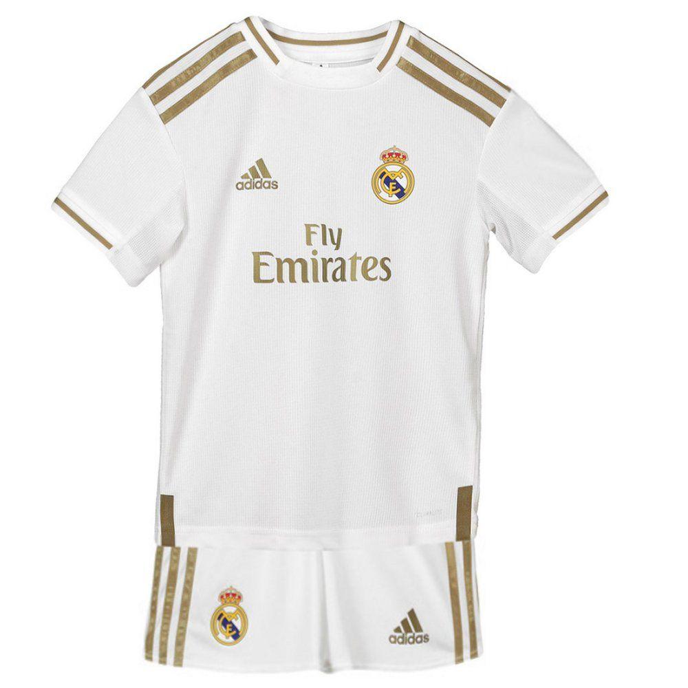 online store f9035 b0ec9 Real Madrid CF Home Kit 2019-20