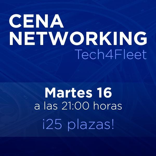 cena networking tech4fleet