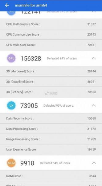 Snapdragon 8150 GPU