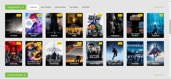 free new movies without downloading