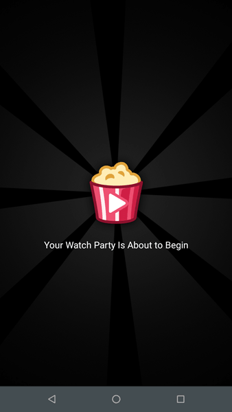facebook watch party screen