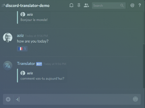 discord translator