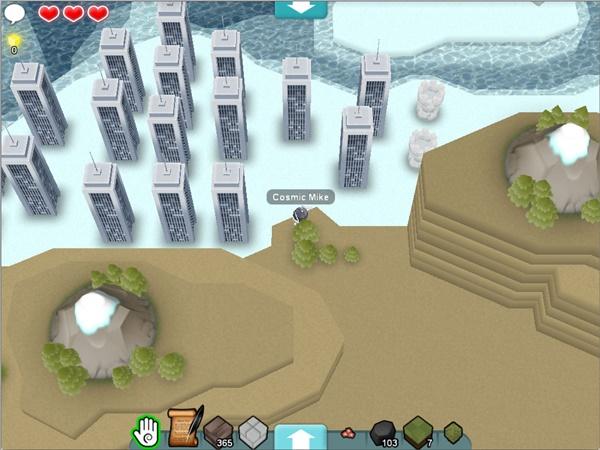 cubic castle