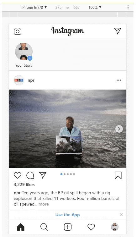 instagram screenshot 9
