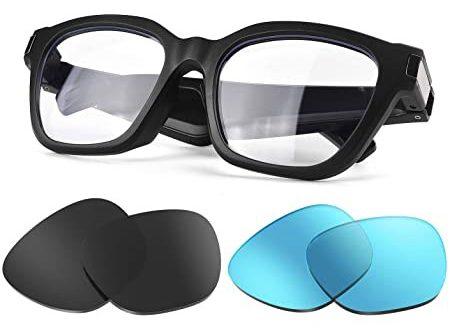 JIRVYUK Bluetooth Audio Smart Sunglasses