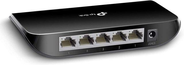 TP Link 5 Port Ethernet Splitter