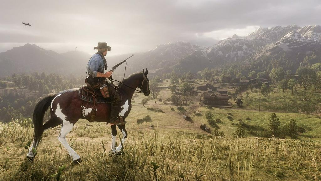Image result for Red Dead Redemption 2 for PC Official Trailer