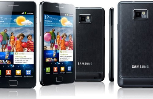 Galaxy S2 - One of the stupendous top 5 android phones