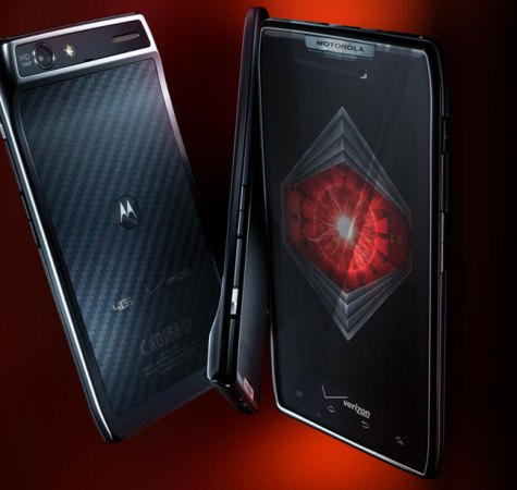 Droid Razr - Motorola's contribution to the list of best smart phones