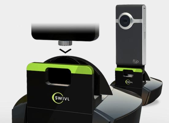 Swivl makes your camera phones more useful!