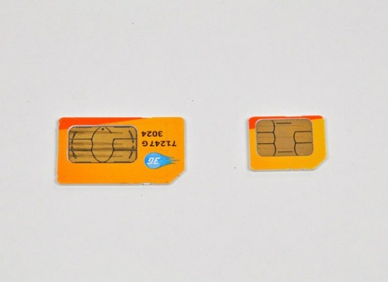 Nano SIM Card will change the mobile world!