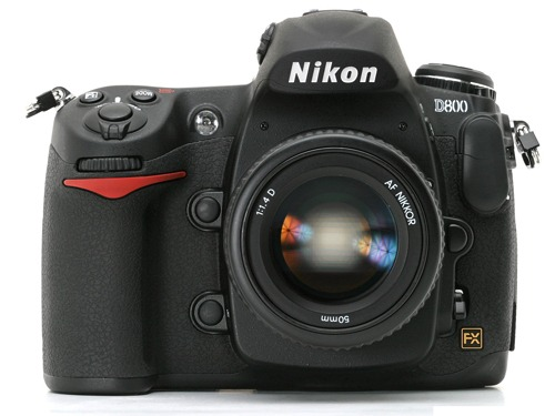 nikon d800 is one of the new gadgets in 2012