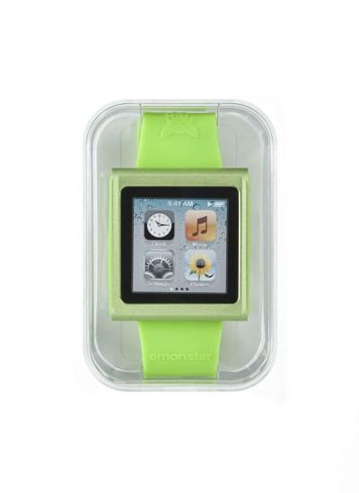 Nanox - a new watch with iPod Nano