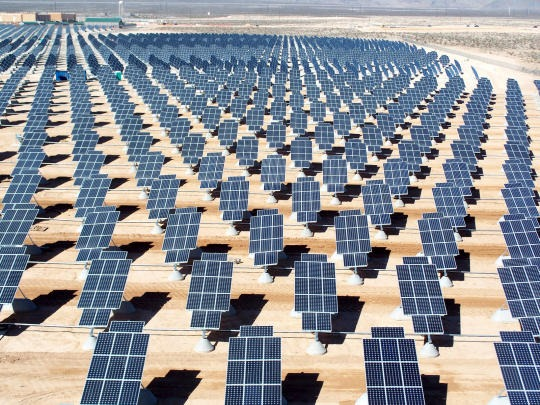 IT companies are investing millions in solar power