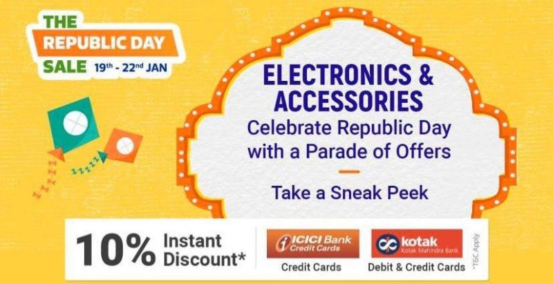 Flipkart Republic day sale 2020 live: All you need to know