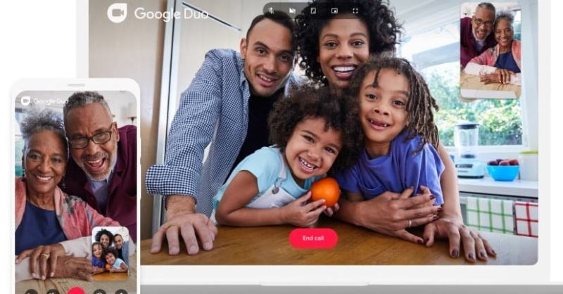 Google Duo for Android regains its screen share feature