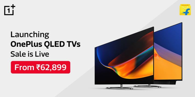 OnePlus TV Q1 Series is now available on Flipkart