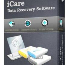 iCare Data Recovery Pro 8.3.0 Crack Serial Key [2021] Latest Version
