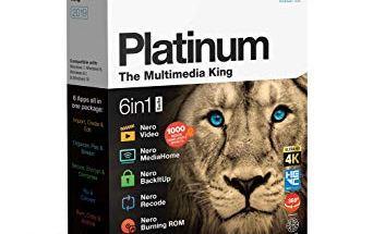 Nero Platinum 2021 23.5.1010 Crack + Serial Key Latest Version