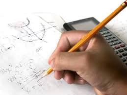 pencil paper math