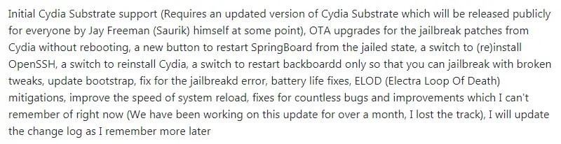unc0ver v2.0.0 pre release