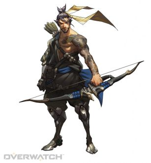 Hanzo from Japan
