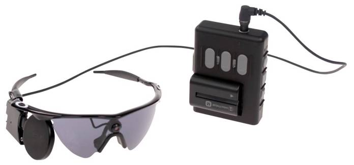 second sight argus blindness gadget
