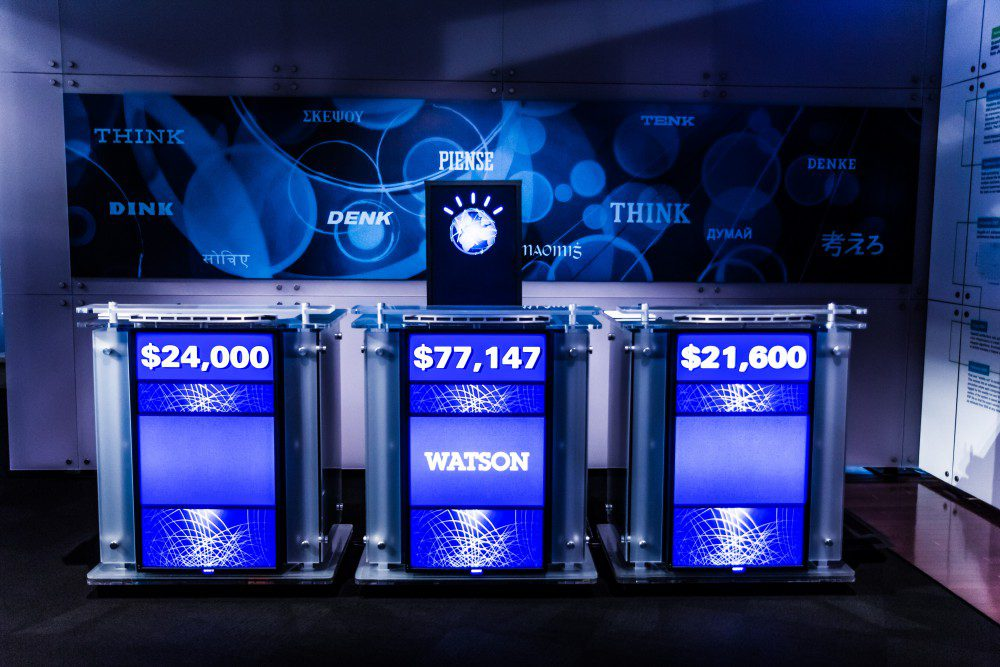 ibms ai watson beats humans in jeopardy video techacute
