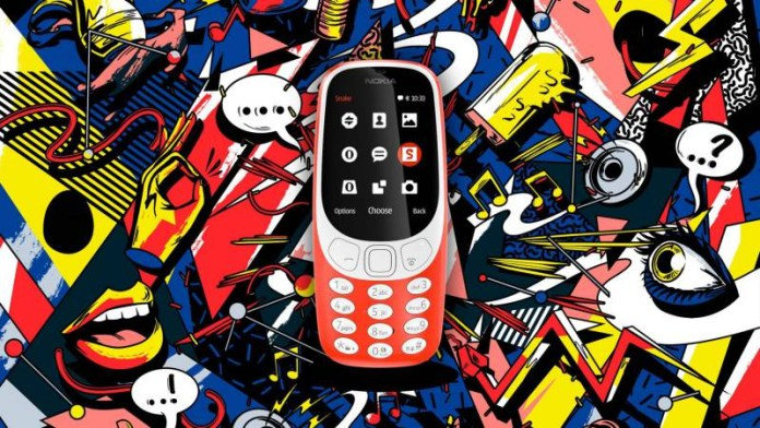 Nokia-3310-Battery Life Remake New Old Classic