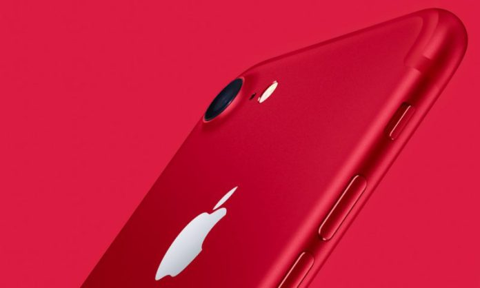 Apple News Red iPhone Pro Special Edition Color Aids Help Donated Charity
