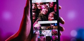 Instagram New Features Share Multiple Photos Videos Live Stream Hands-Free Stories Holding Smartphone Demo