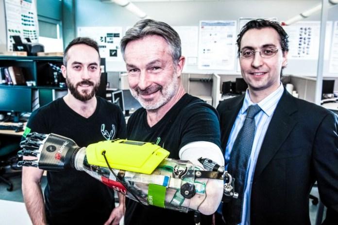 Cyborg Athlete Sports Robotics Lukas-Karim Mehri Danny Letain Carlo Menon Simon Fraser University Moon TED Talks Feature Article Cyber Transhumanism