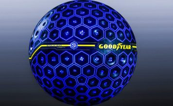 Goodyear Shows off Eagle 360 Urban Sphere for Autonomous Vehicles AI Self Driving Cars Tires Concept Design Future Transportation
