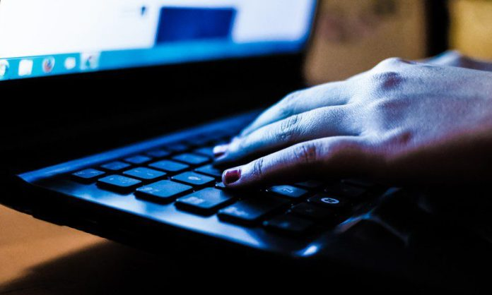 Typing Macro Close Writing Freelance Working Students