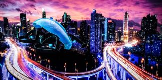 Carticator SkyDrive Flying Cars 2020 Summer Olympics Japanese Startup Aerial Vehicle Future Transportation