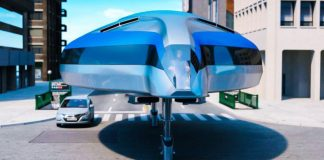 Gyroscopic Transportation Concept Video Dahir Insaat Future Mass Transportation
