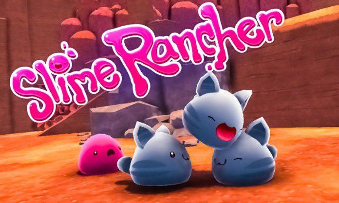Slime Rancher Cute Game Simulation Farming