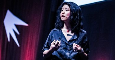 Tricia Wang TED LIFT Event Speech Thick Data Human Insight Big Data