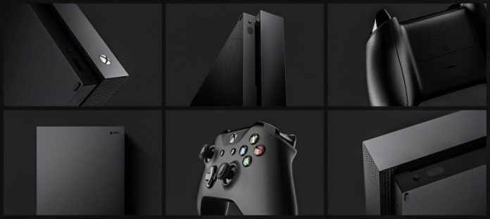 Xbox One X Design New Console Product News Microsoft Better Hardware 60 FPS Frames 4K HDR Black Editions Pre Order Price Release Date Information Improved