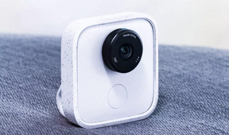 Google Clips Photo Camera Wifi