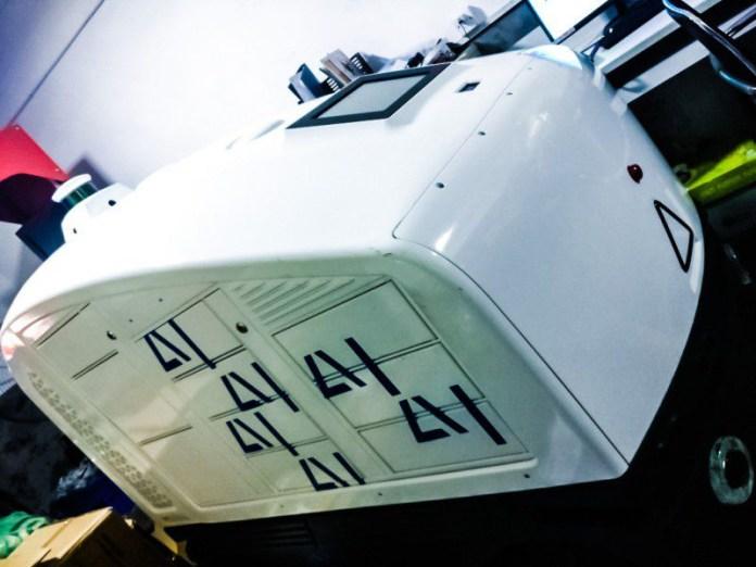 Hangzhou ZJU Alibaba Logistics Robot Autonomous Delivery Vehicle Campus News AI