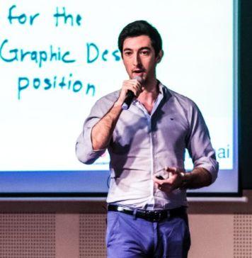Jean-Michel Gauthier Ted Talks TedX Video CV applications Ignored UAE Dubai Event Career HR Recruiting