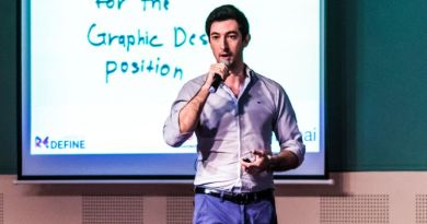 Jean-Michel Gauthier Ted Talks TedX Video CV applications Ignored UAE Dubai Event Career HR Recruiting