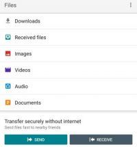 files go screenshot google app file explorer direct wifi sending android documents list browsing