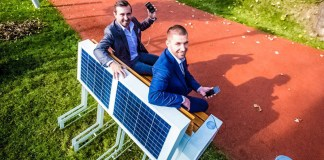 seedia solar bench polish startup smart cities Crop