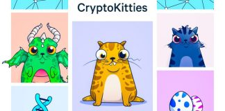 CryptoKitties Axiom Zen CryptoCurrencies Crypto Coins Game Kitties Cats Mining Play Earn Crop